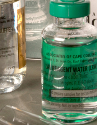 LAL Reagent Water, 50 ml/bottle, 5 bottles/pk