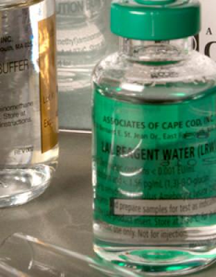 LAL Reagent water 50 ml/bottle