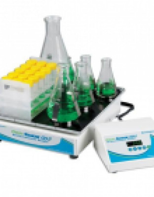 "MAGic Clamp™ universal platform for flasks & tube racks (16 x16.5"")"